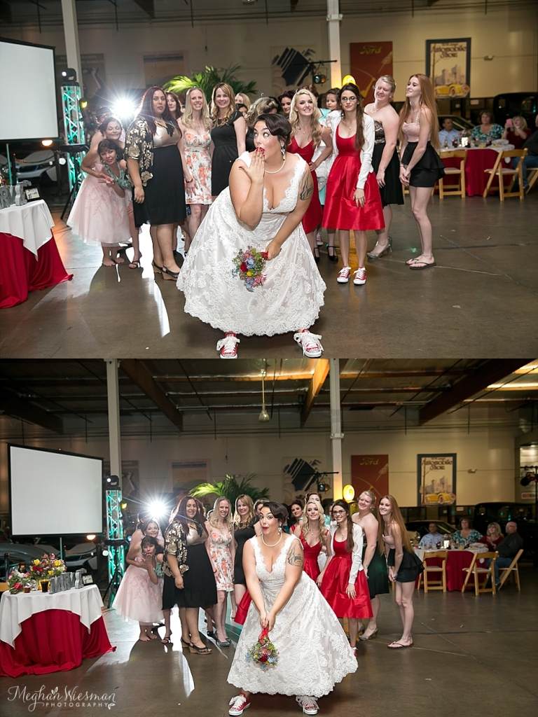 And Then They said I Do | Crevier Classic Cars Wedding - Meghan ...