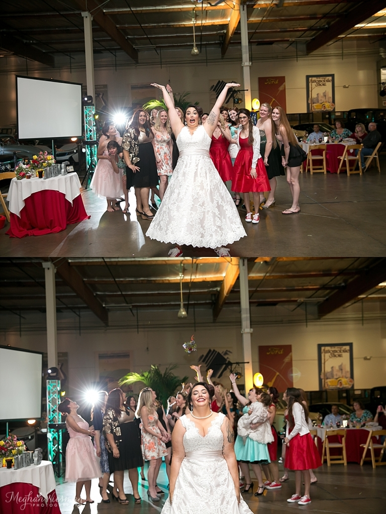 And Then They said I Do   Crevier Classic Cars Wedding - Meghan ...
